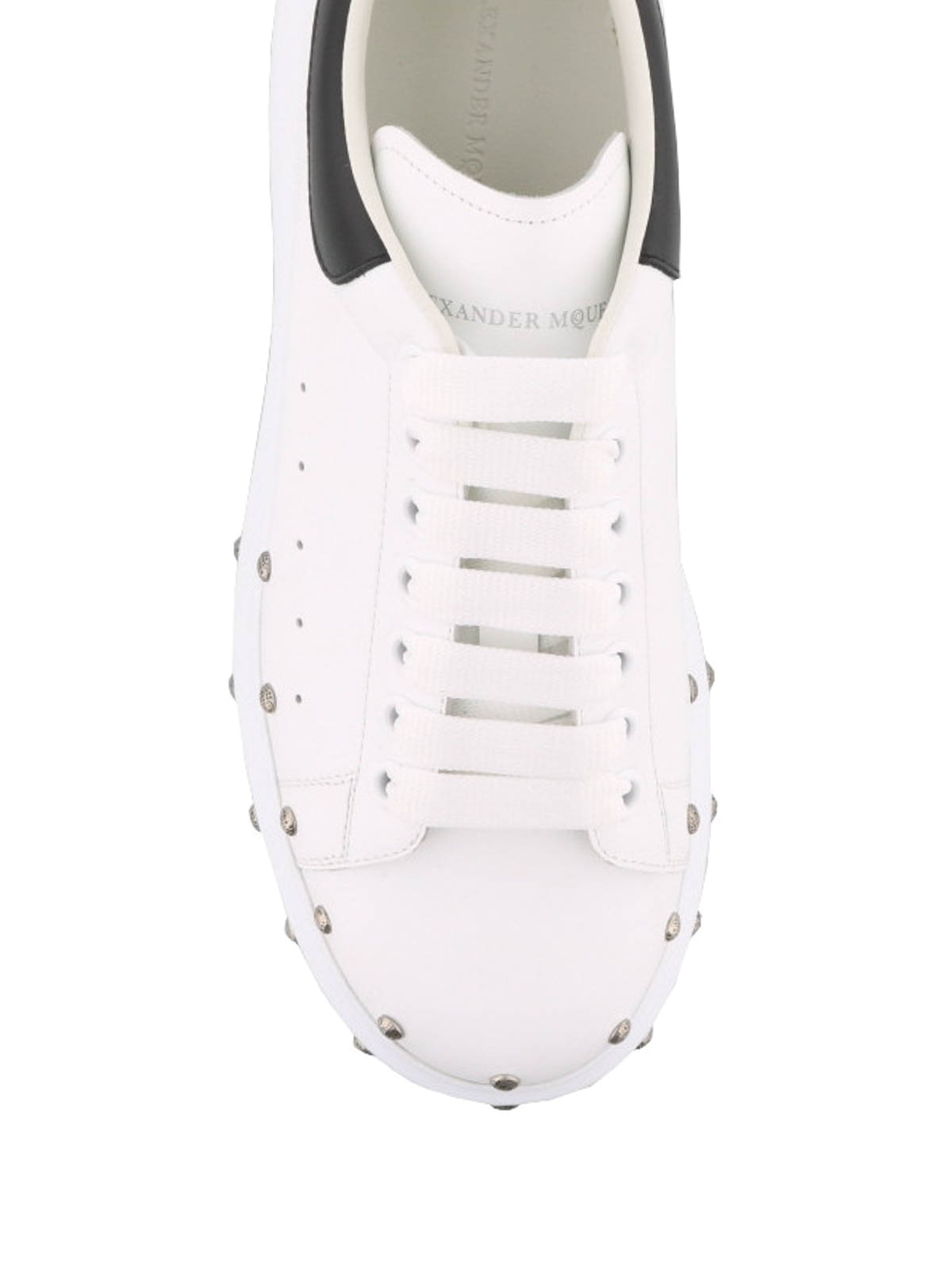 Alexander Mcqueen - Studded lace-up
