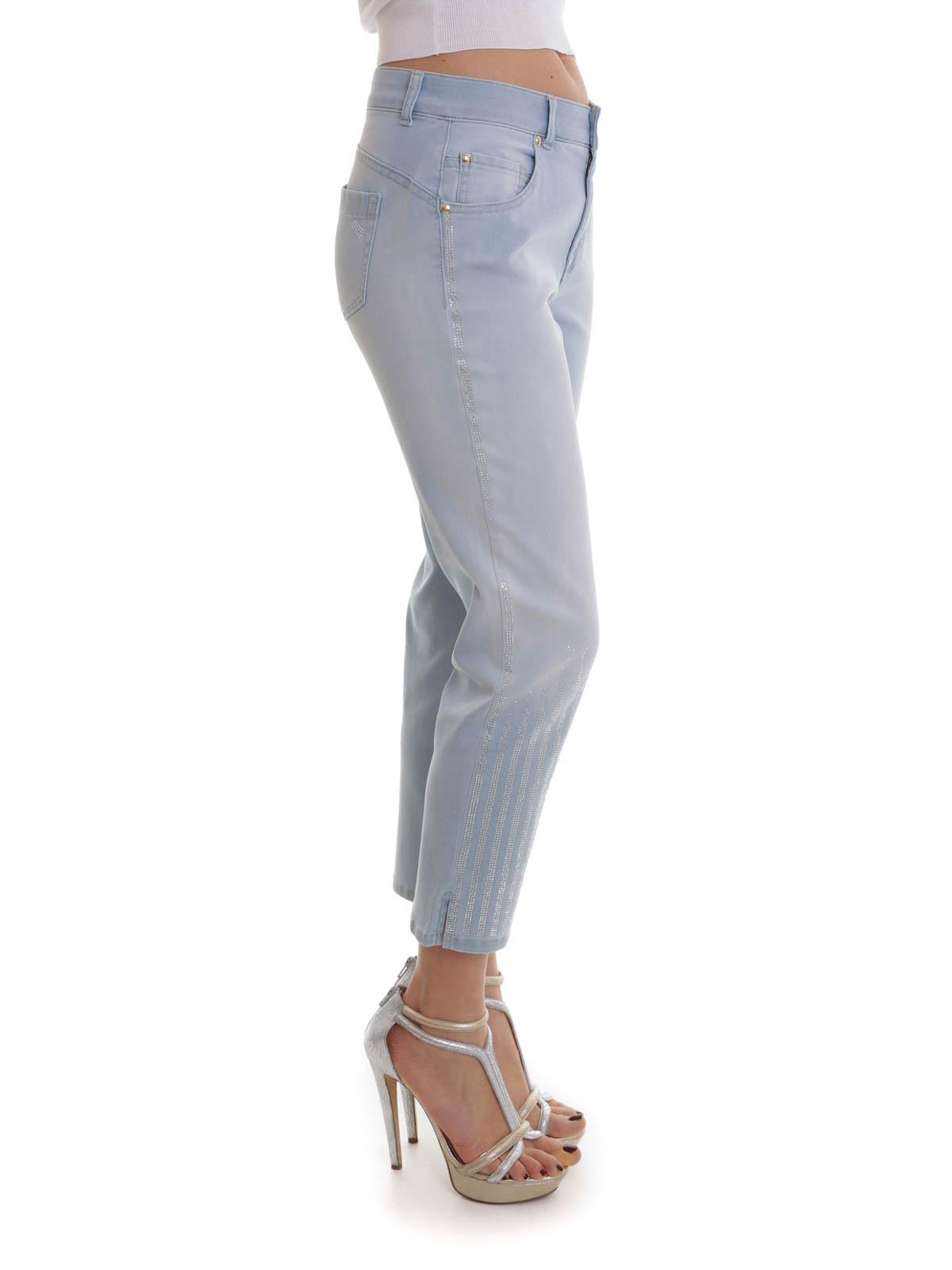 Angelo Marani Light Jeans