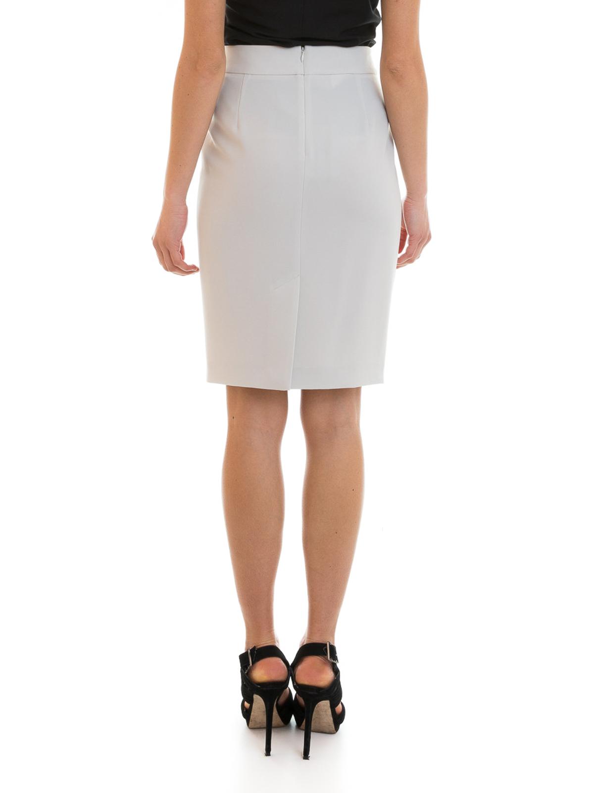 Armani Collezioni Knee-Length Straight Skirt Fast Delivery Finishline Cheap Online 2018 Newest Cheap Price Footlocker O9Bk0Gu0b