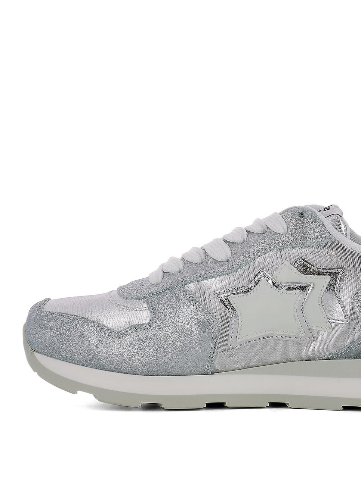 Atlantic Stars - Vega silver sneakers - trainers - VEGA CAA 86B