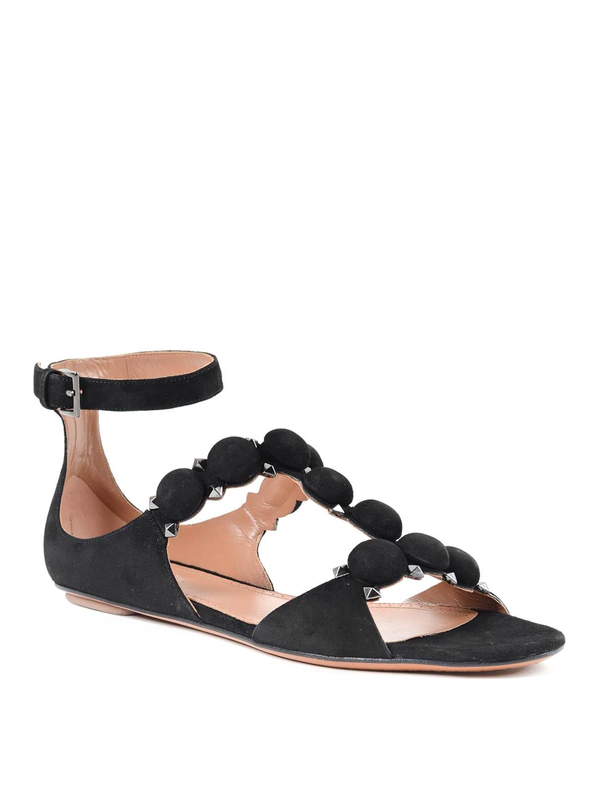 iKRIX Alaïa: sandals - Suede sandals