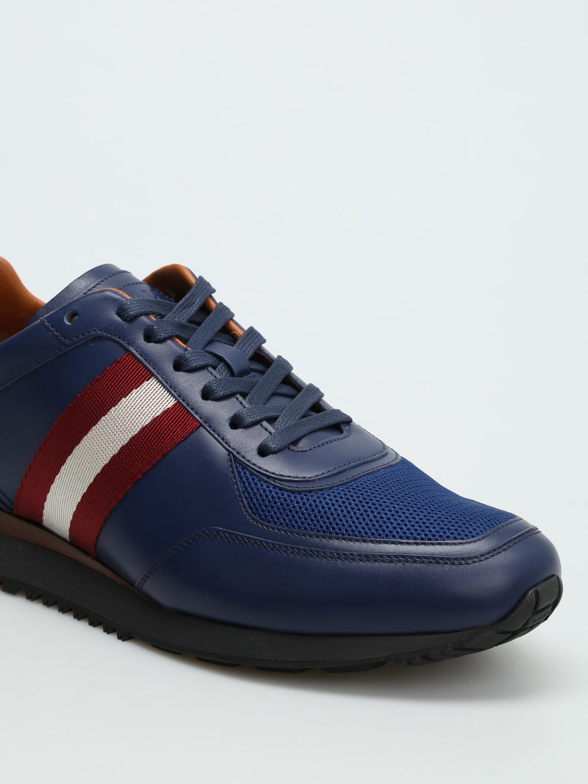 Bally - Aston leather sneakers - اسپرت