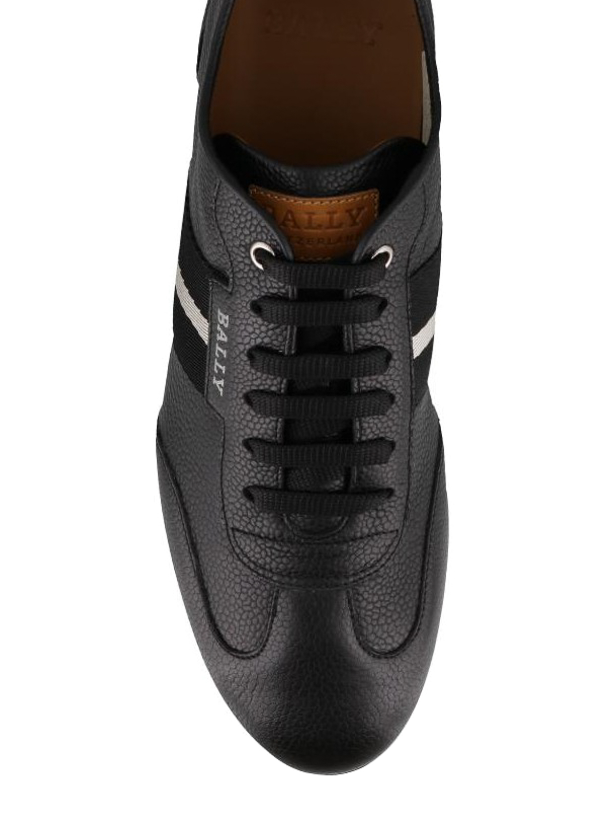 4668ccdf61 Bally - Harlam calf leather black sneakers - trainers - 6223128