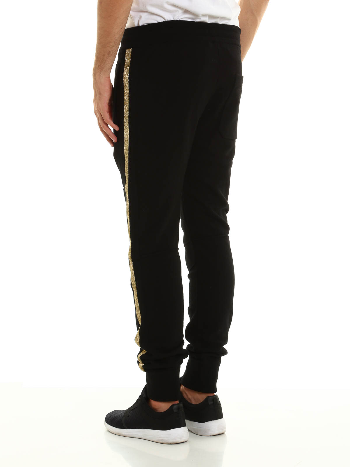 4bf36788 Balmain - Wool tracksuit bottoms - tracksuit bottoms - W6H M584 ...