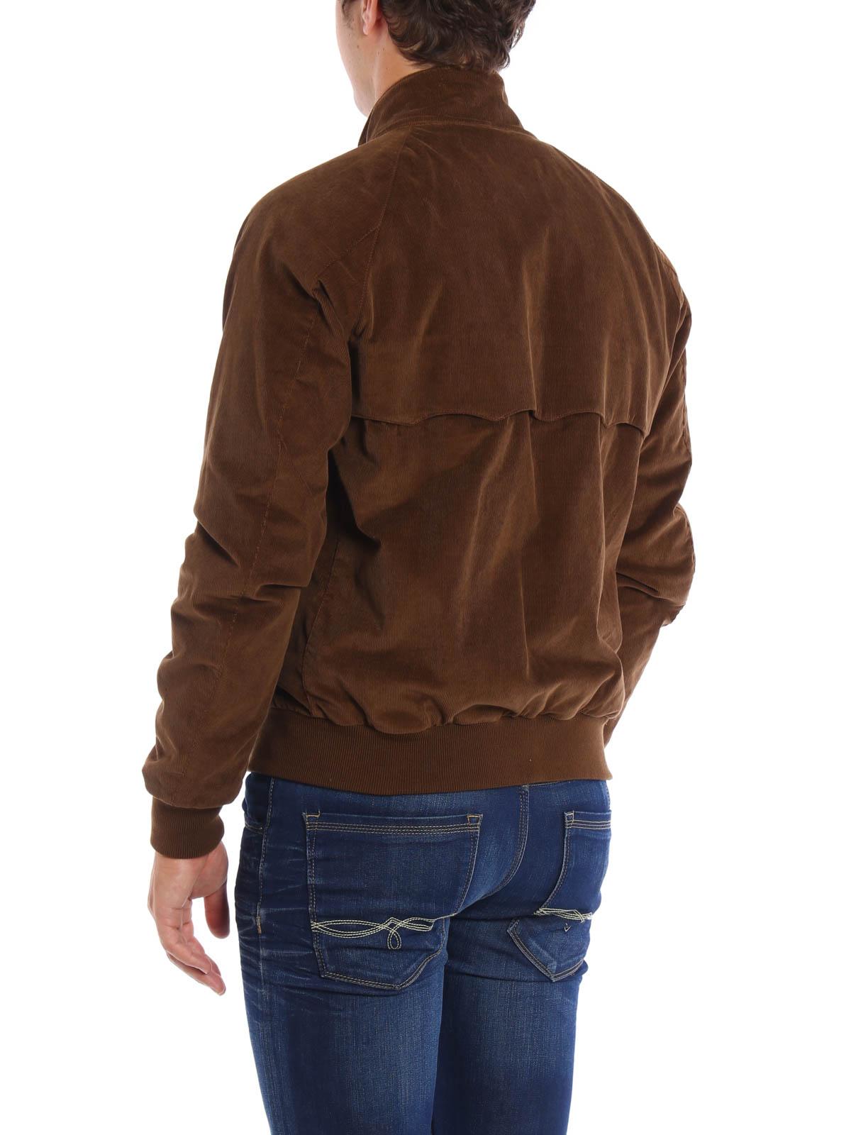 iKRIX BARACUTA  bombers - G9 corduroy Harrington jacket 6f2775f27f
