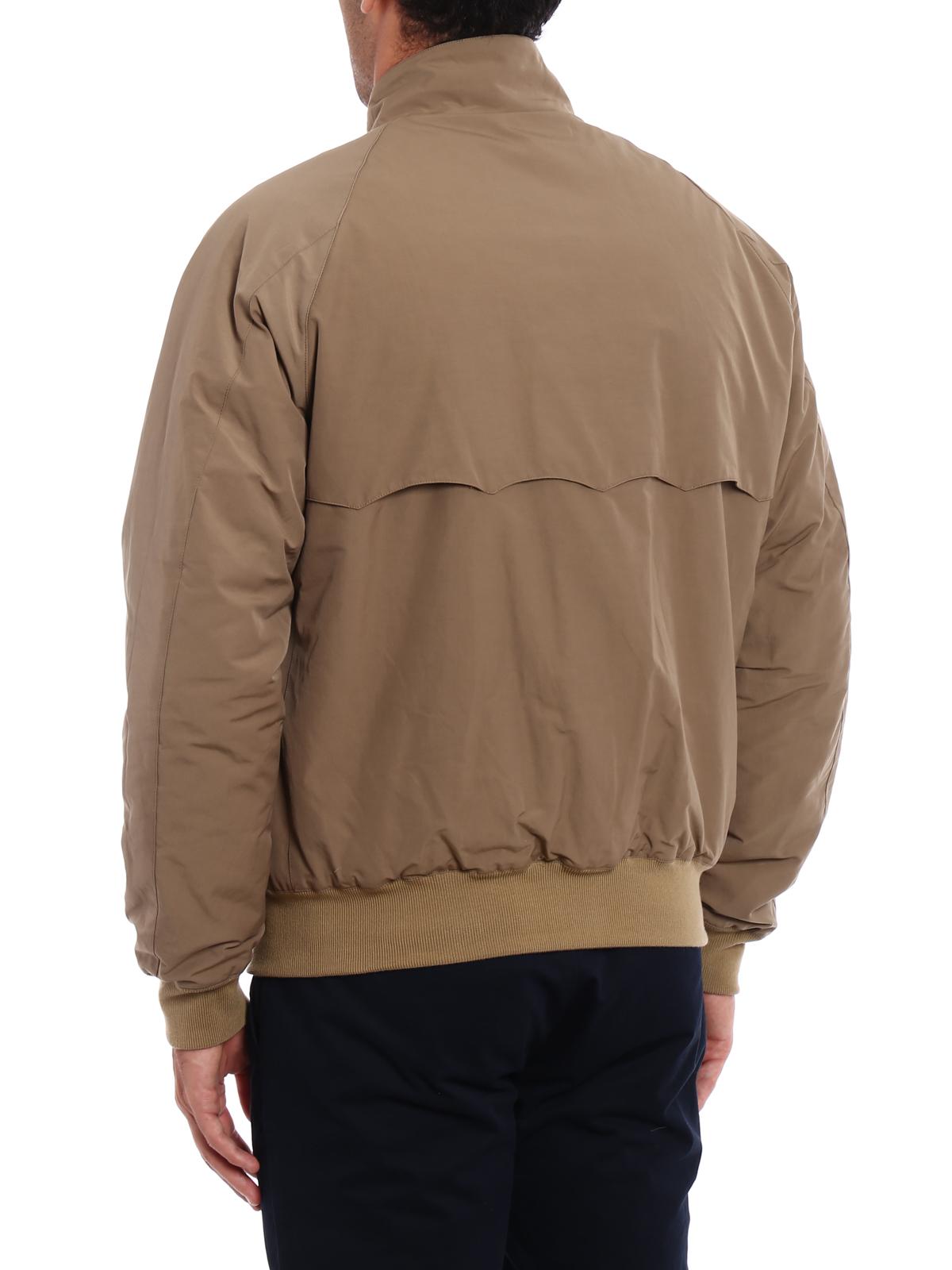 Baracuta - G9 Harrington jacket - padded jackets - BRCPS0337 BCNY1 710 5a8cbe8ef9