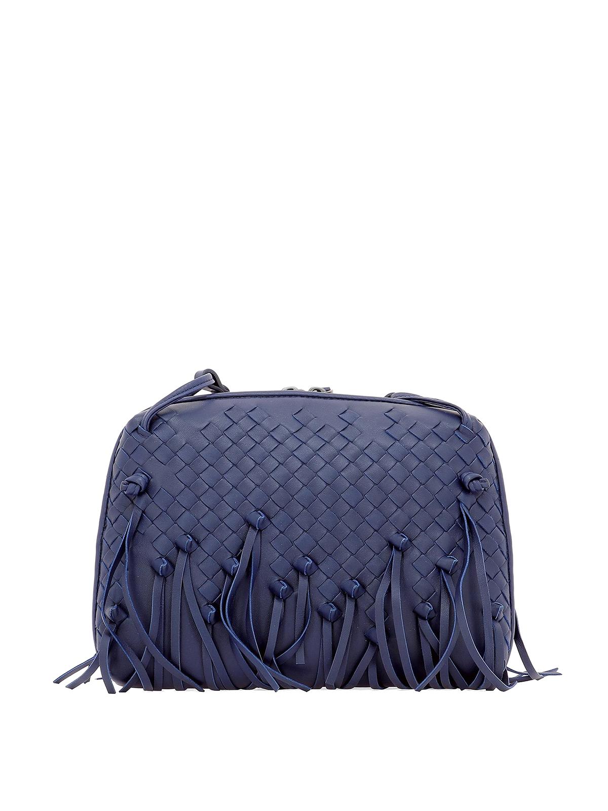 6908f1d5a20 iKRIX BOTTEGA VENETA  cross body bags - Intrecciato bag with Nodini details