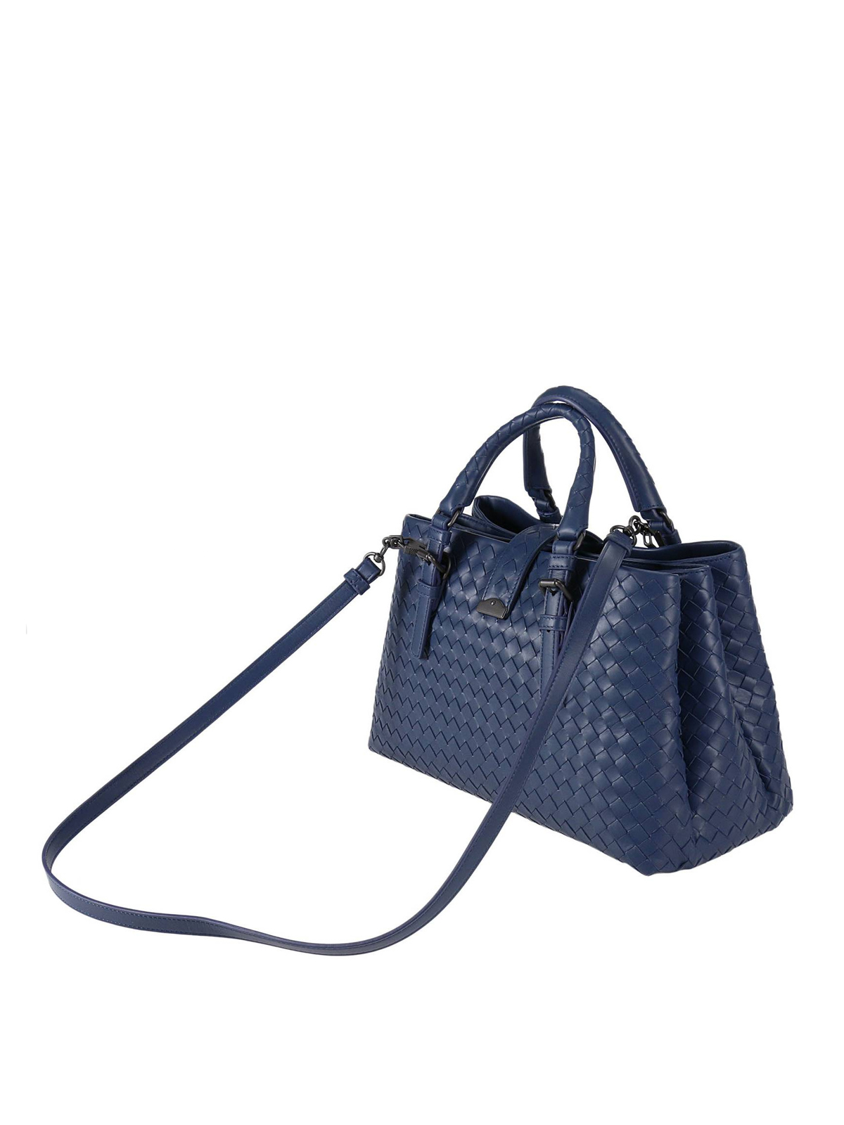iKRIX BOTTEGA VENETA  cross body bags - Roma Intrecciato mini bag 9d2cdef1f912f