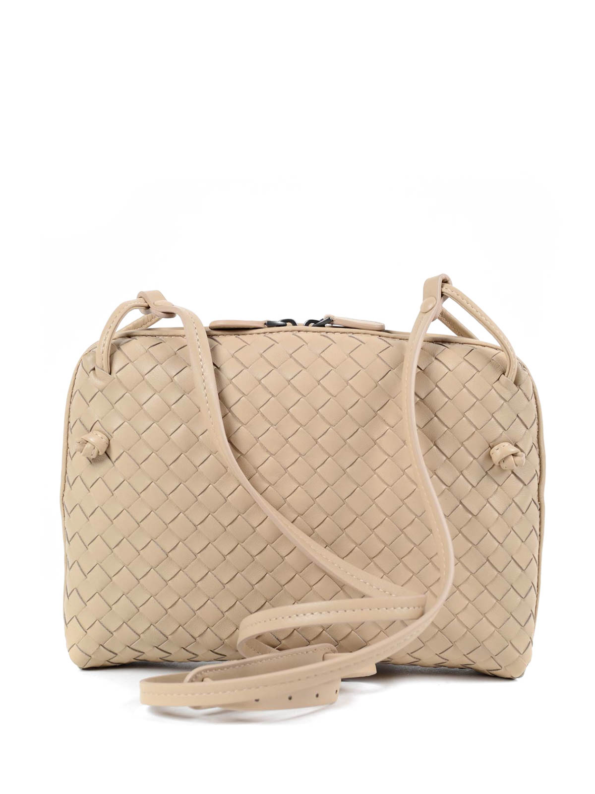 036aa26b5c bottega veneta shop online - Woven leather messenger bag by Bottega Veneta  - cross body bags