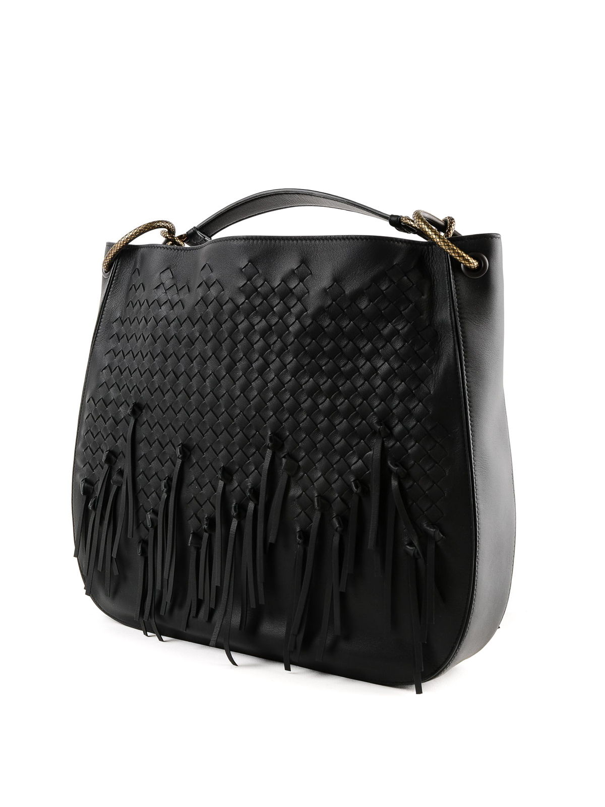 1e4efb5c42de iKRIX BOTTEGA VENETA  shoulder bags - Loop Intrecciato nappa leather hobo  large bag