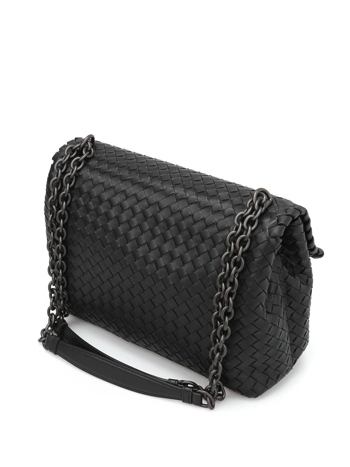 7356fee5537d iKRIX BOTTEGA VENETA  shoulder bags - Medium Olympia cross body bag