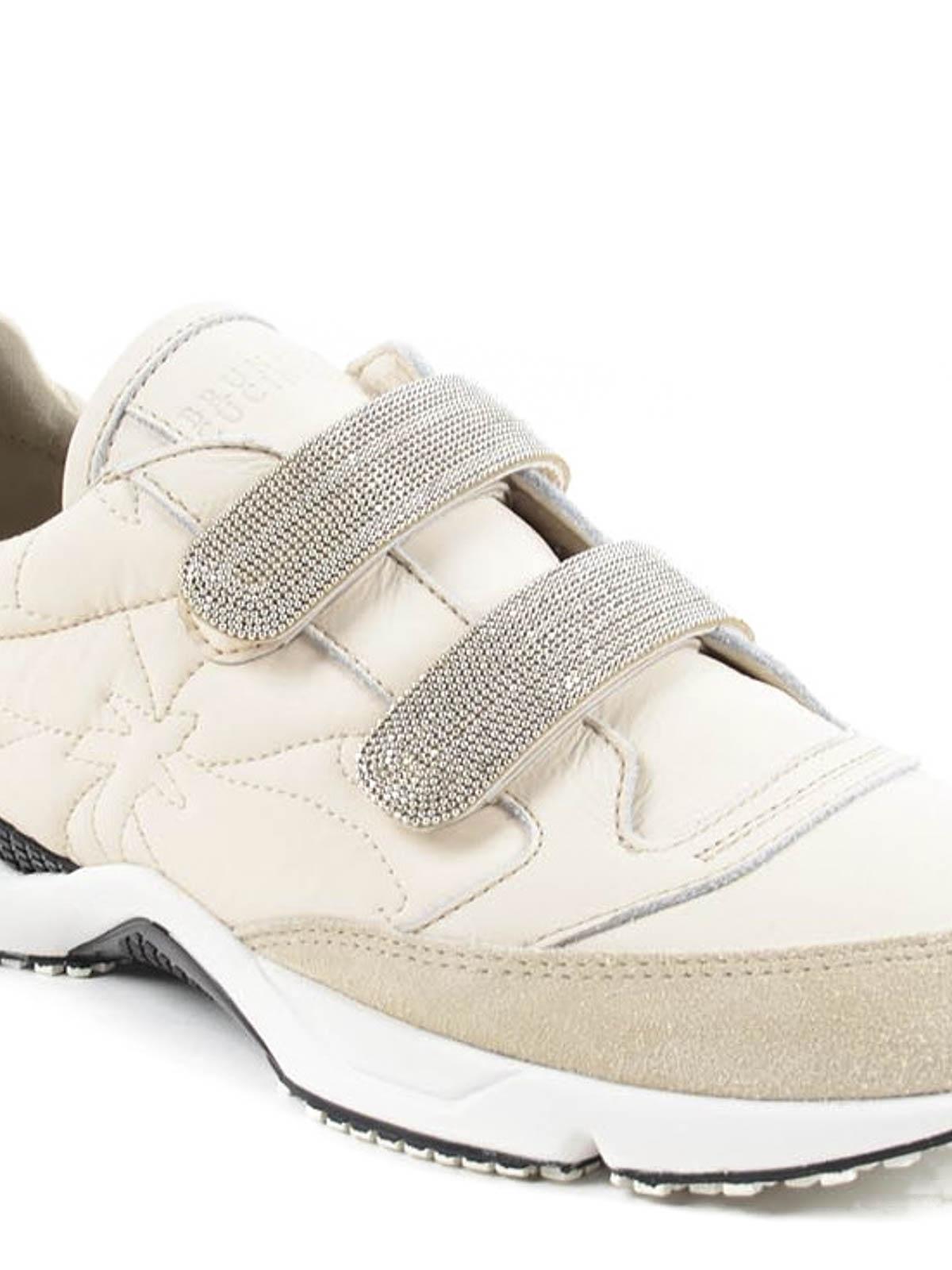 Brunello Cucinelli - Velcro sneakers