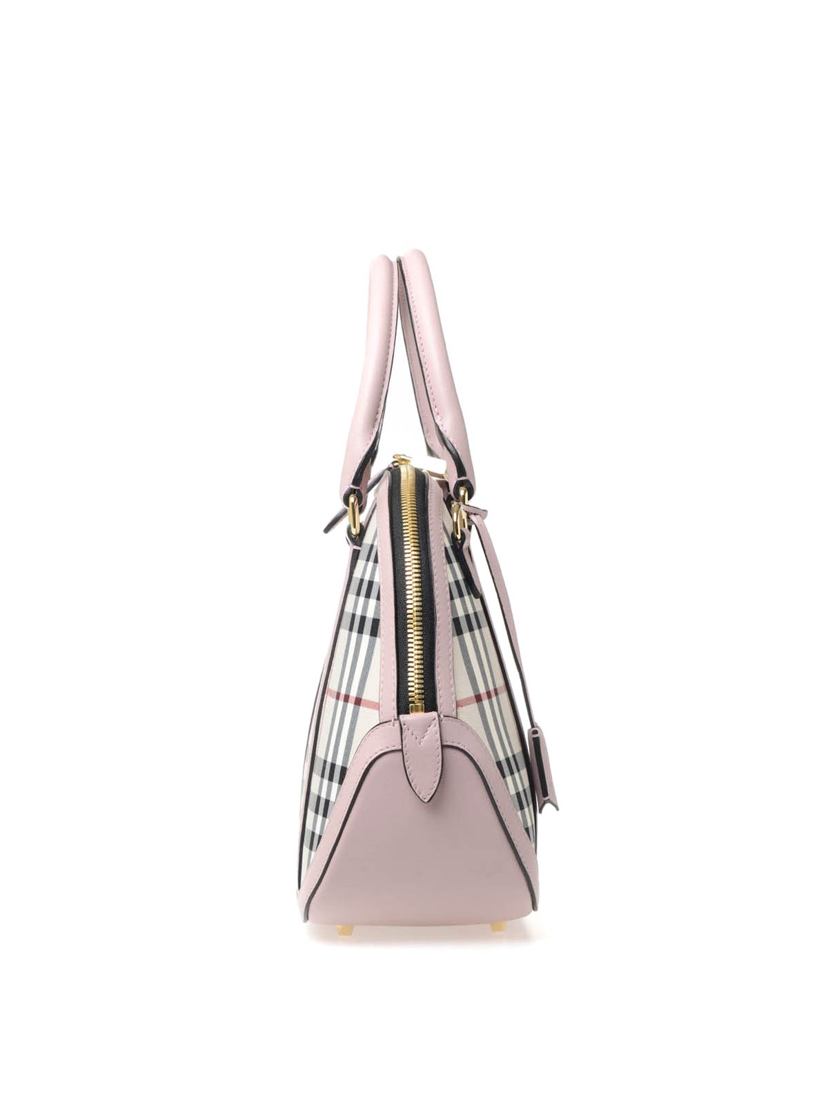 check small. IKRIX Burberry: Bowling Bags - Small Orchard Check Bag