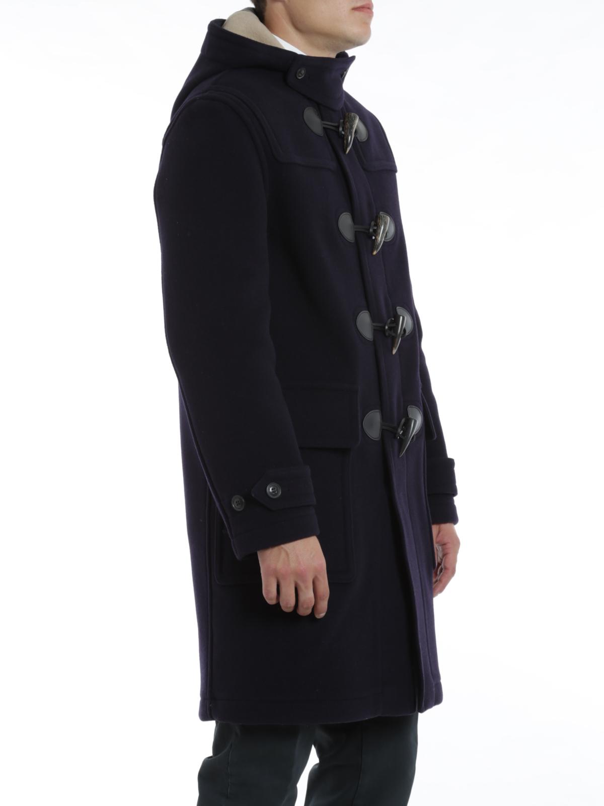 Burberry Brit Brockhurst Duffle Coat Knee Length Coats