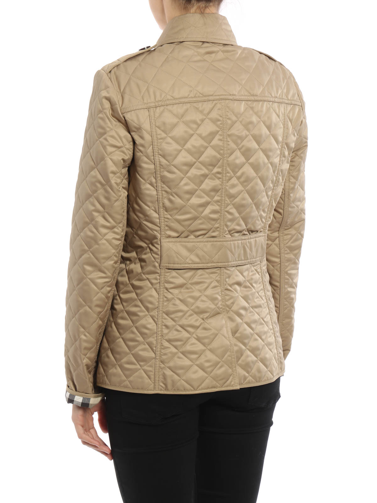 Burberry Ashurst Quilted Jacket Casual Jackets