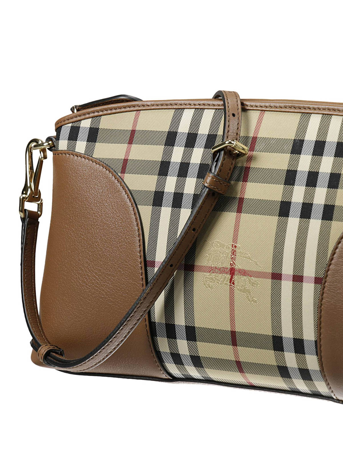 Burberry - Chichester Horseferry Check bag - cross body bags