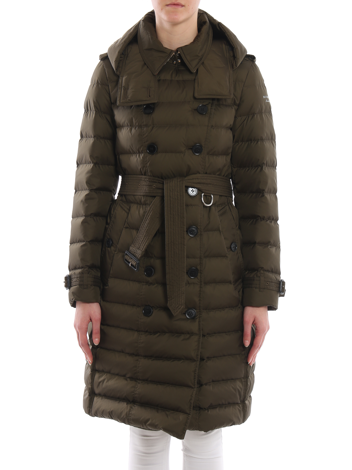 buy buying new for whole family Burberry - Dalmerton trench-style padded coat - padded coats - 8007065
