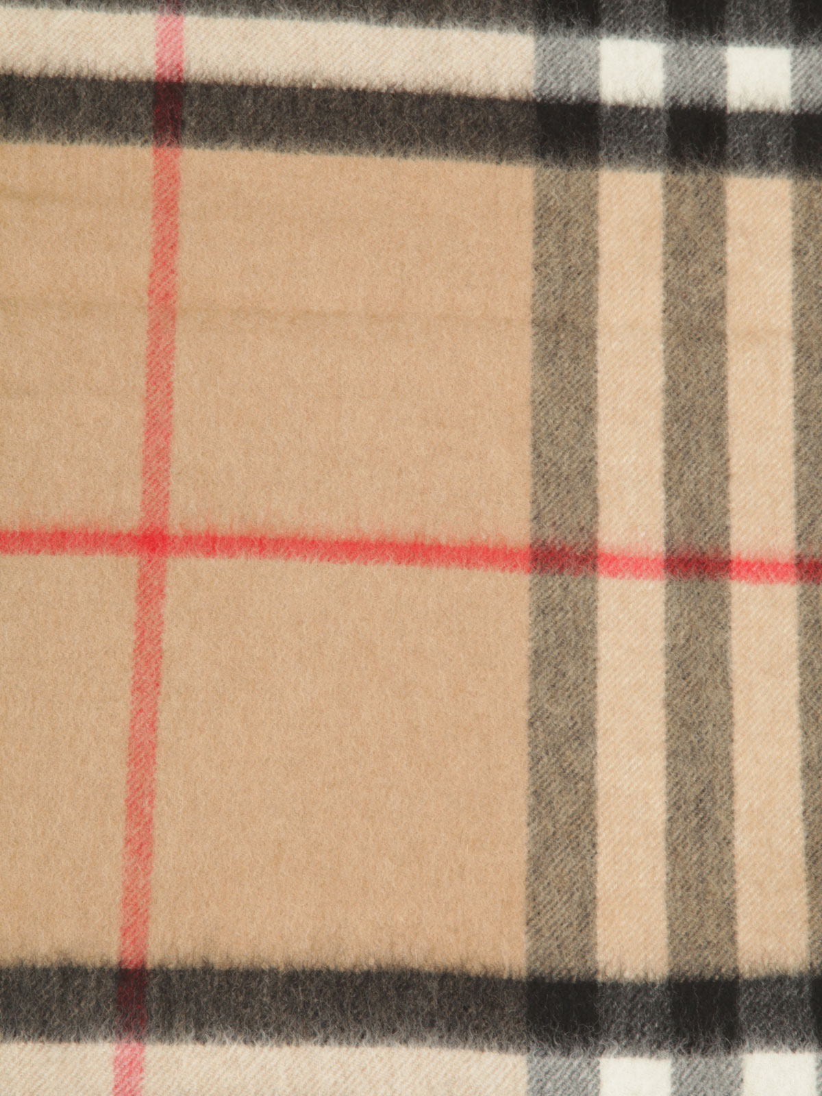 1d9e422f0caa Burberry - Heritage Check Cashmere Scarf - scarves - 3929522