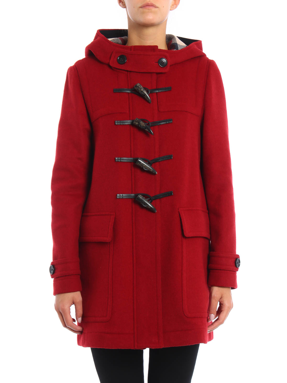 Burberry mantel damen kurz