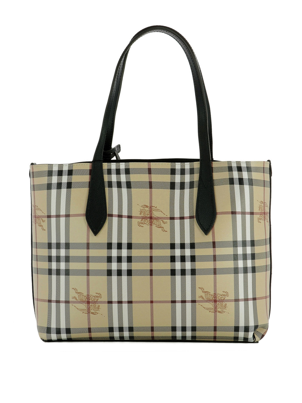 bc6a565be15a Burberry - Leather small reversible tote - totes bags - 4049502