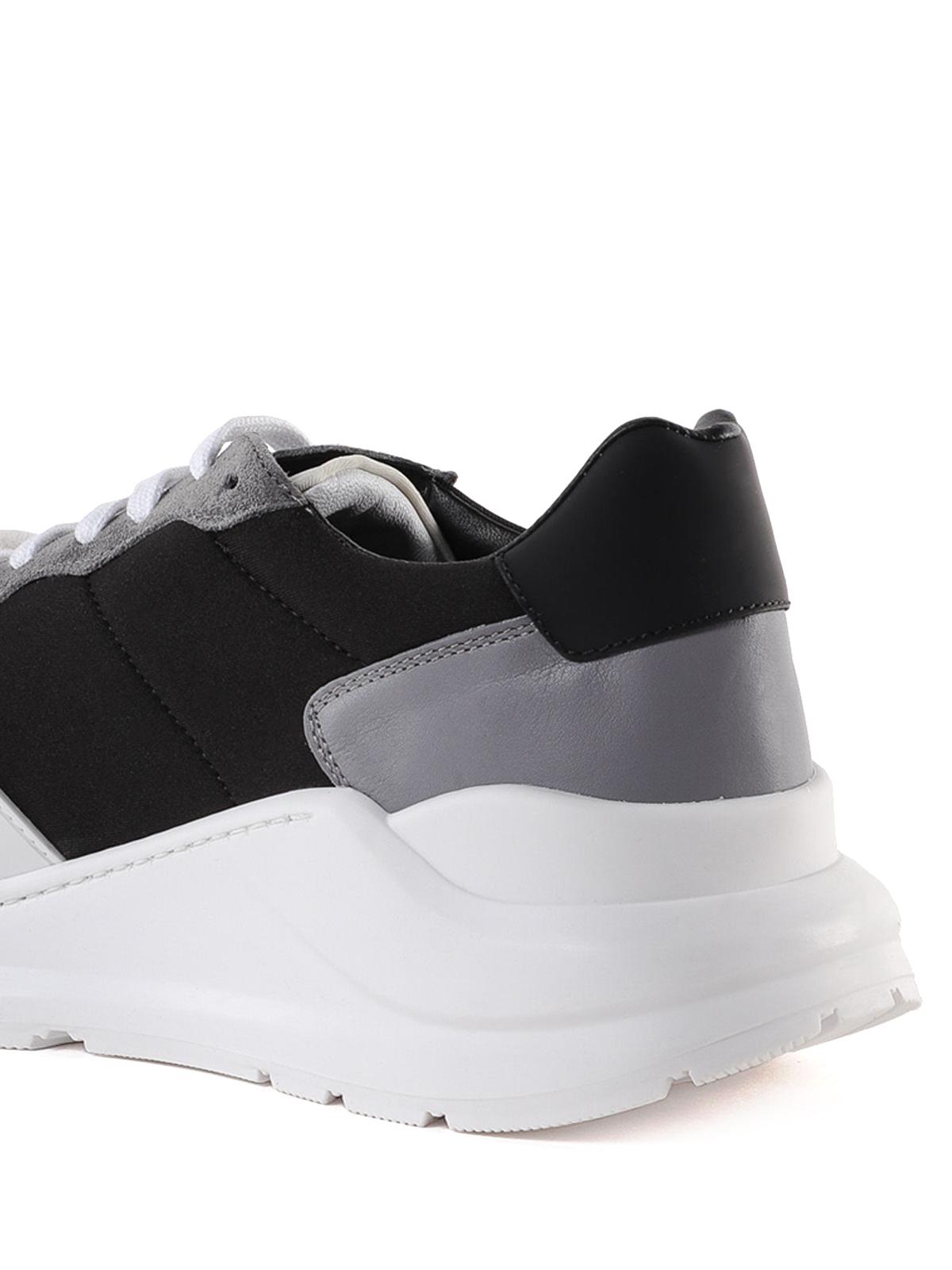 Chaussures De Burberry Sport Regis 8005364 Baskets wqEz4T