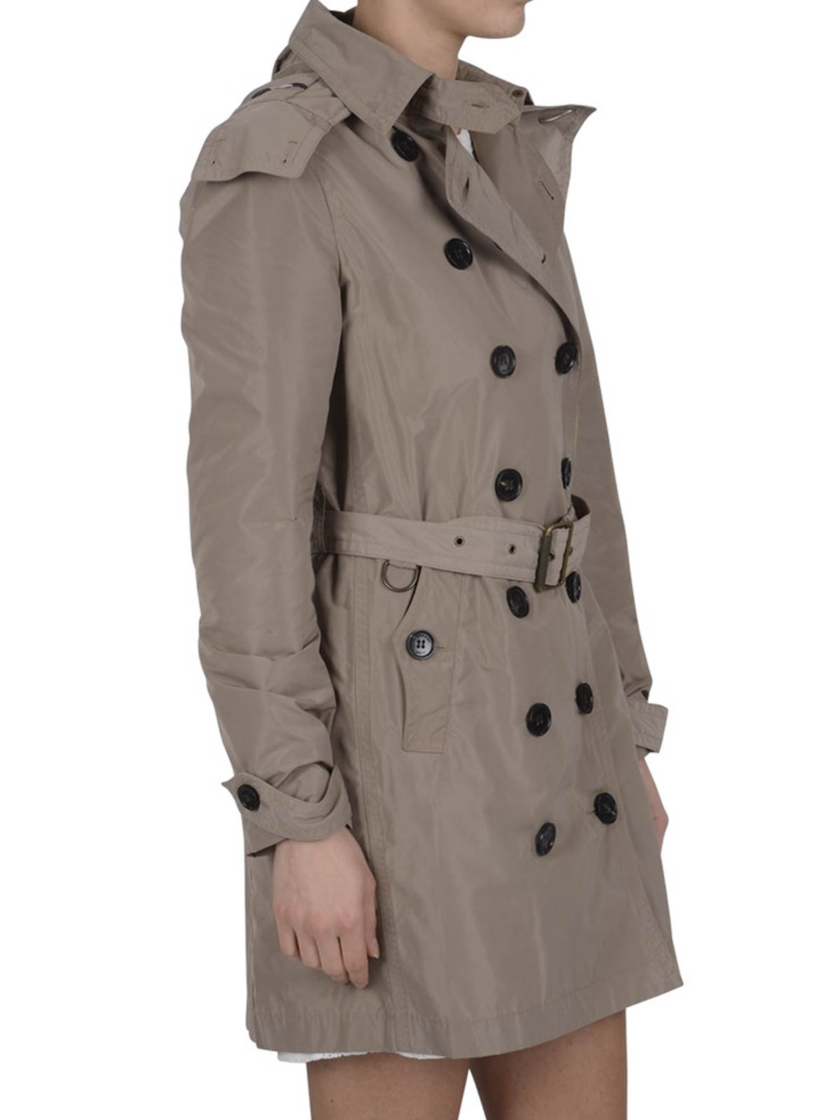 balmoral trench coat by burberry trench coats ikrix. Black Bedroom Furniture Sets. Home Design Ideas