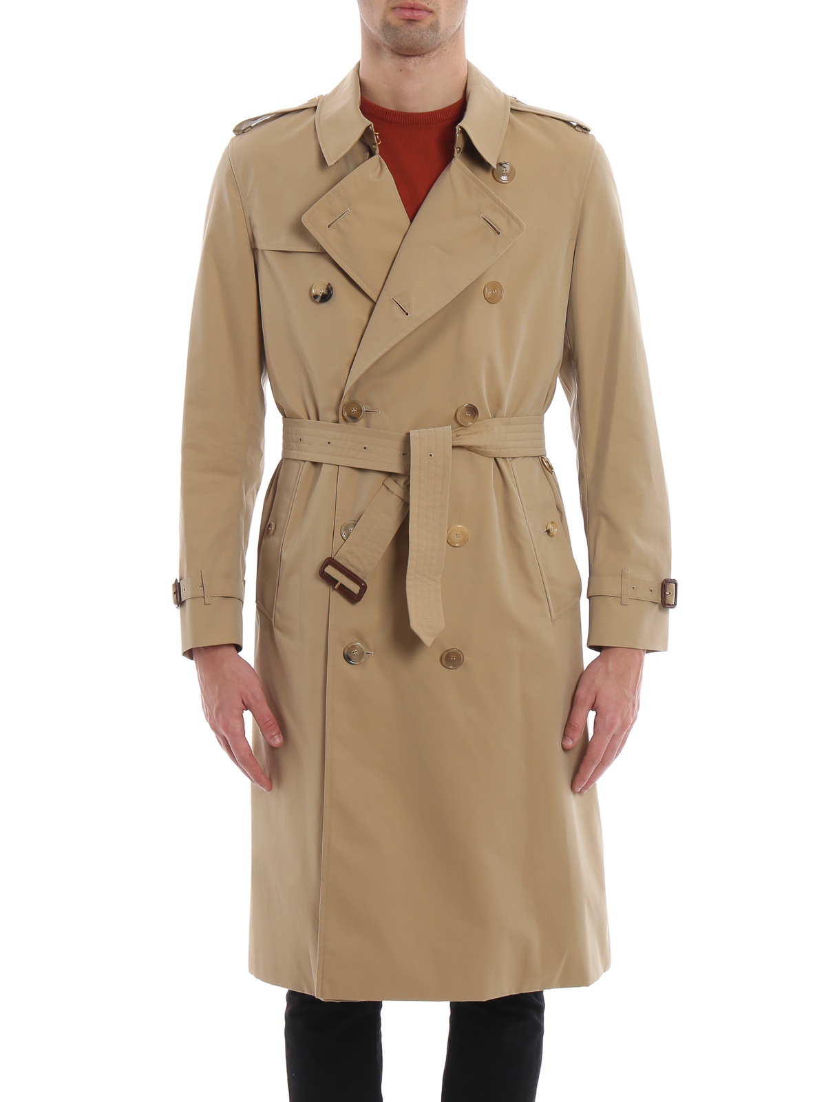 c9a66173a753 iKRIX BURBERRY  trench coats - The Kensington long gabardine trench coat