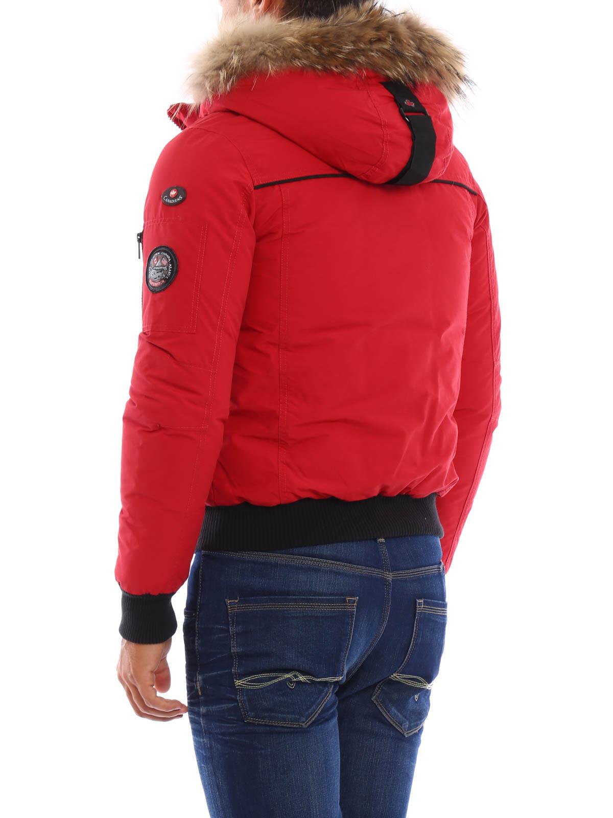 CANADIENS NORDWIN SABBIA C70111 giacca invernale piumino uomo