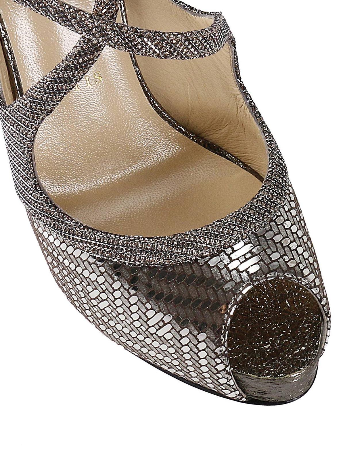 online retailer e0d85 be0b7 Christian Louboutin - Mira Bella platform sandals - sandals ...