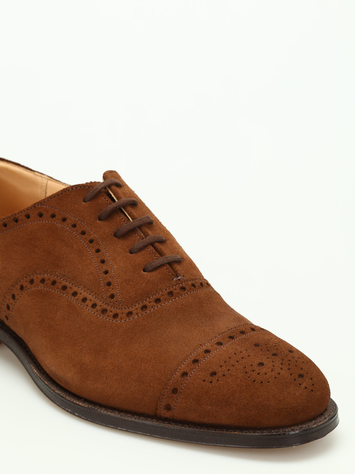 Diplomat superbuck suede shoes