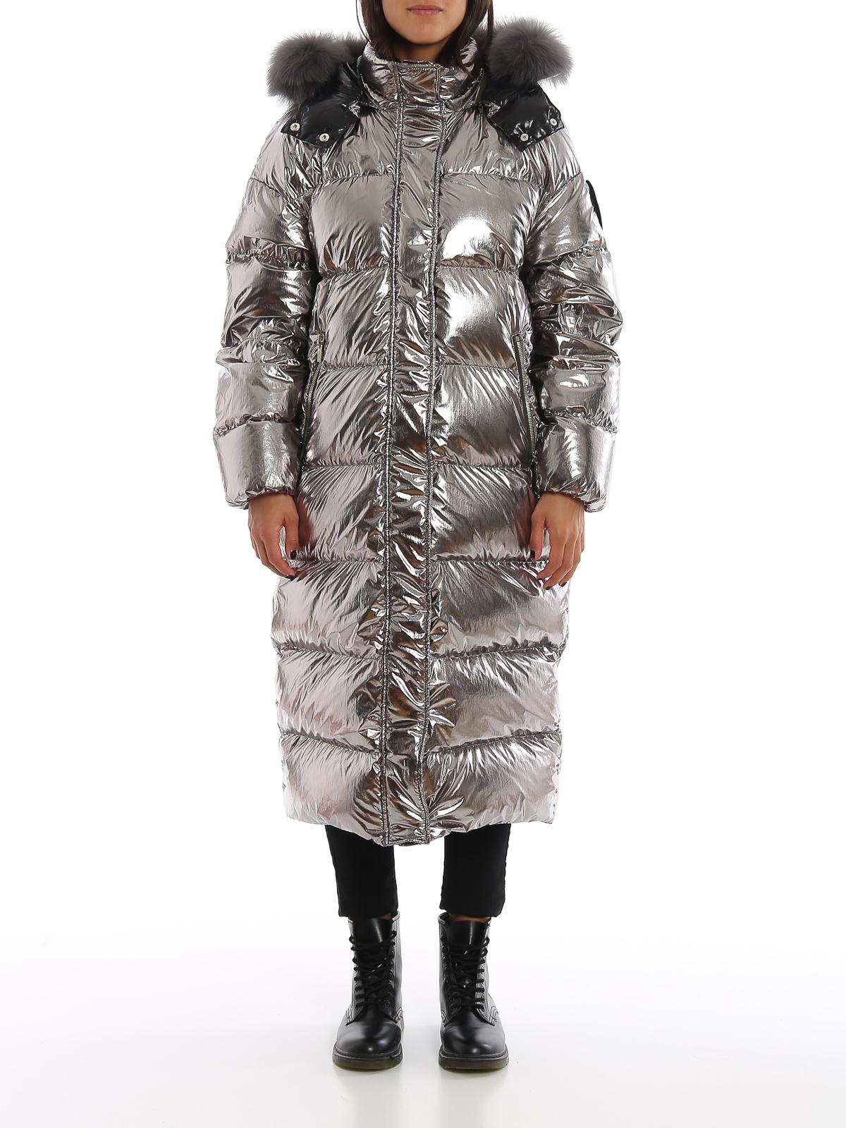 Ciesse Piumino metallizzato Leicas cappotti imbottiti