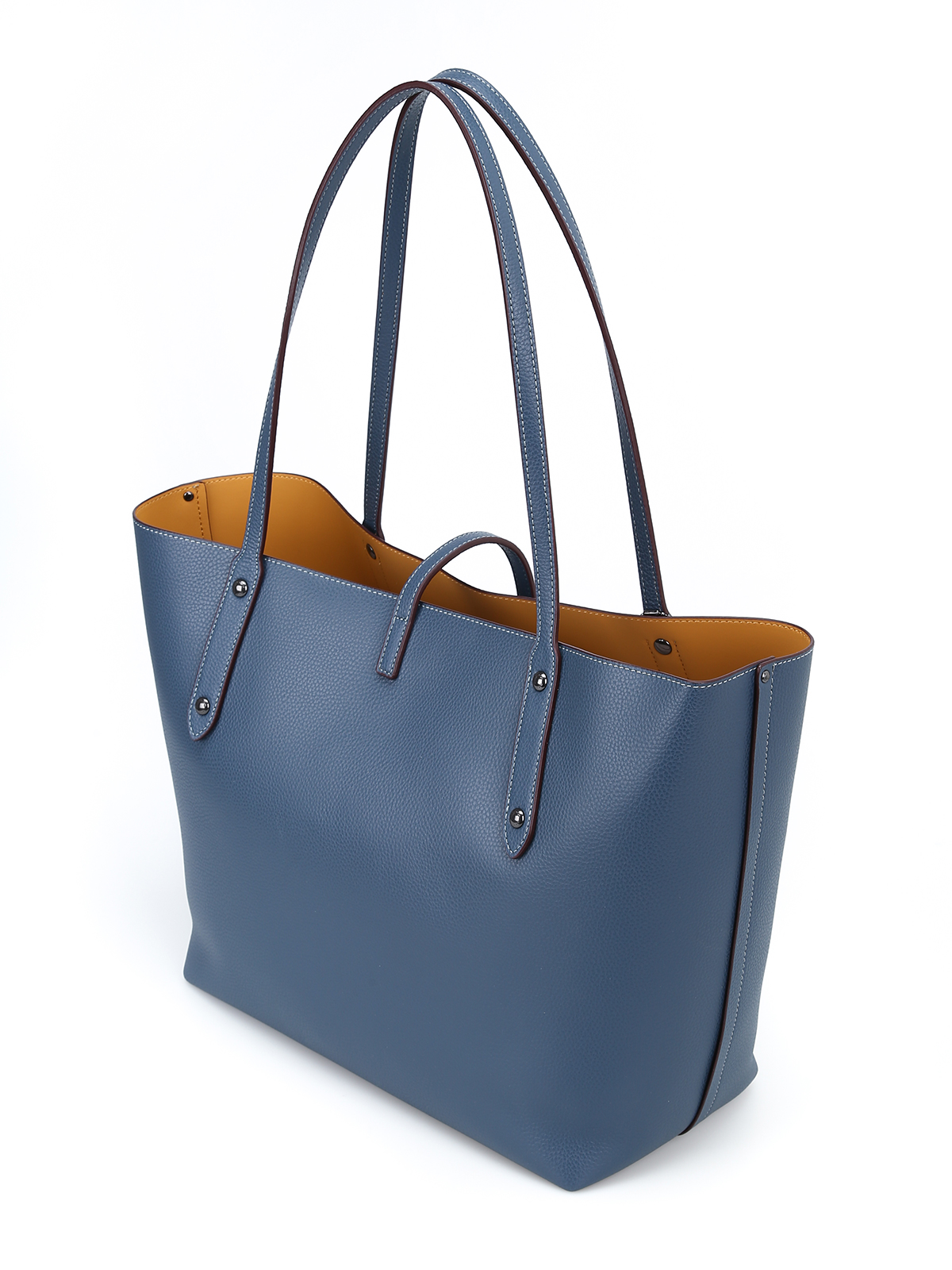 Coach - Market leather large tote - totes bags - 58849DKN47 ...