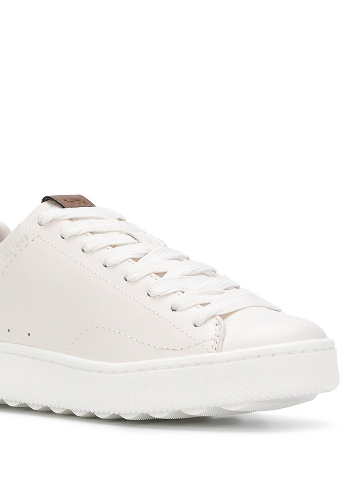 Coach - C101 leather sneakers
