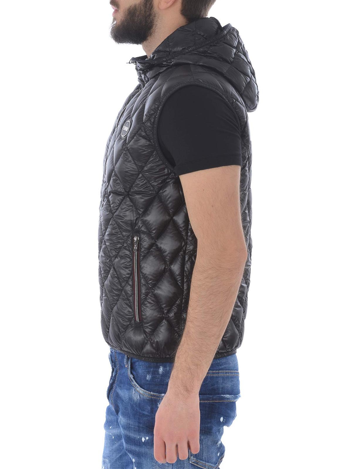 wholesale dealer 74546 41e57 Senza Maniche Piumino Originals Nero Colmar Research tsQhdrC