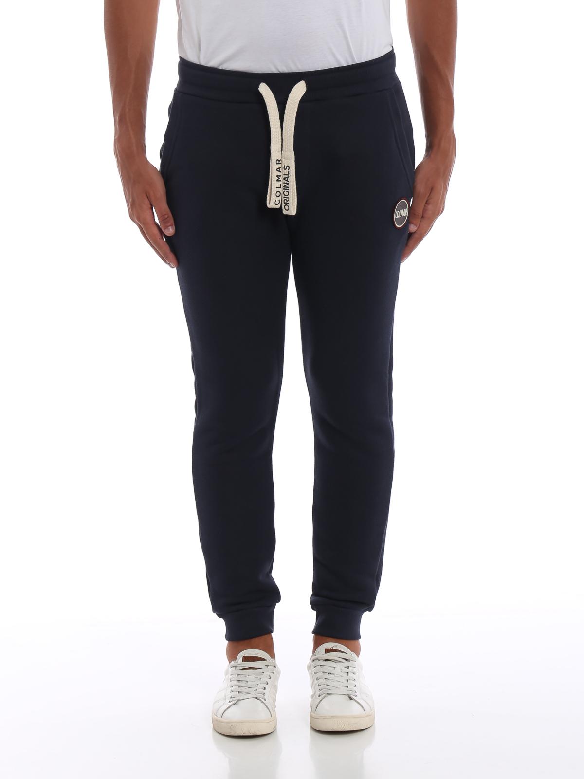 De Colmar Bleu Sport Pantalons Originals qOOnP7pE