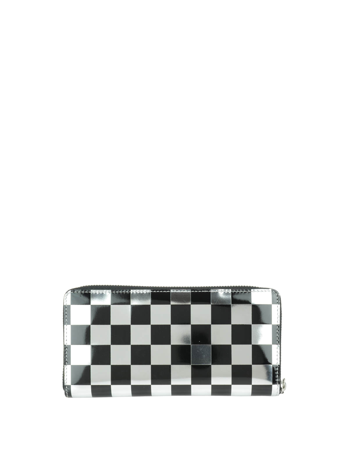 checked wallet - Metallic Comme Des Garçons Wholesale Price For Sale Looking For Cheap Online Clearance Outlet E6jwk