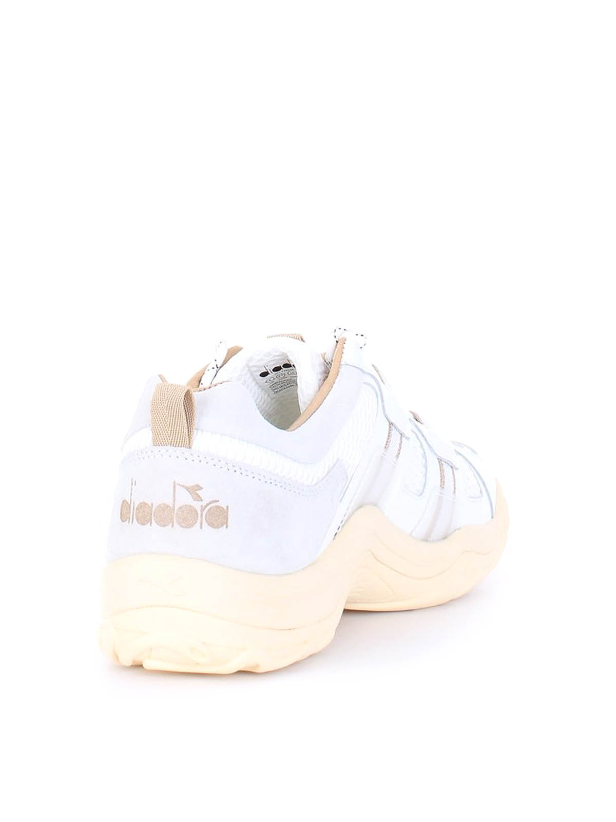 Diadora Heritage Sneakers Alpaca in pelle e mesh
