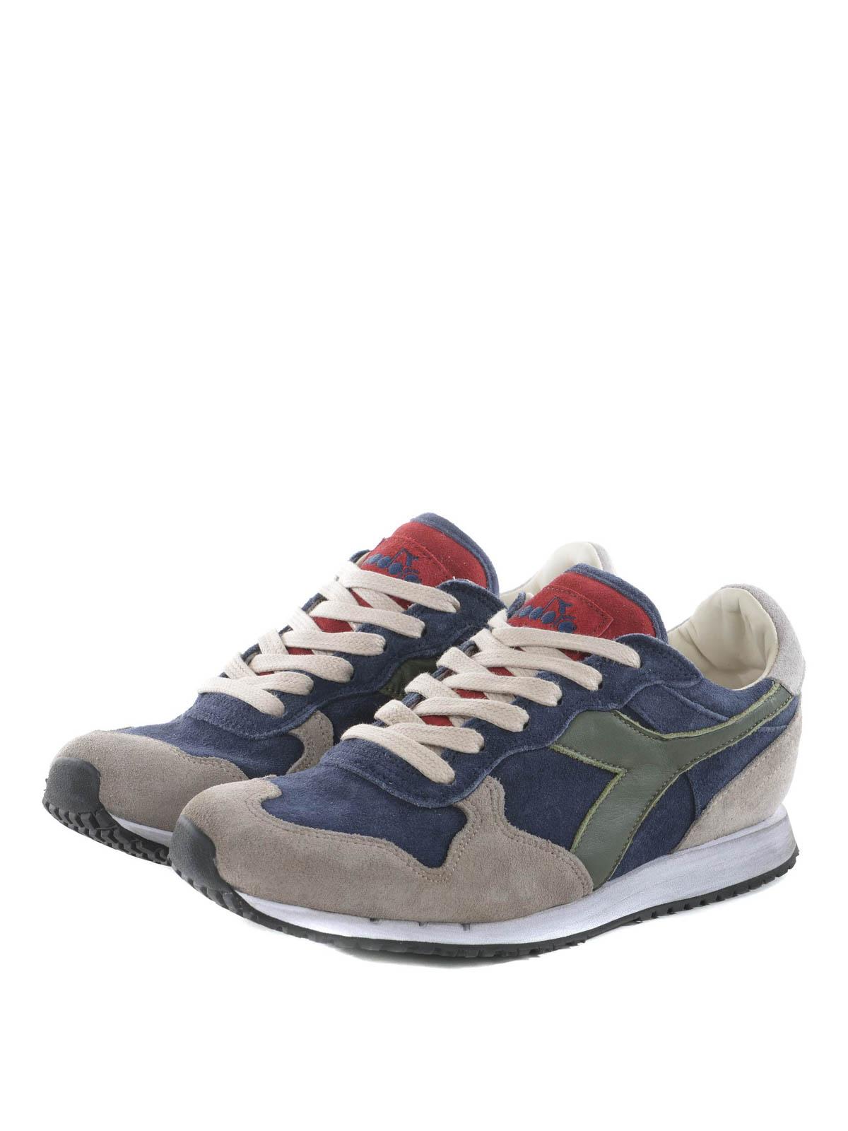qualità stabile materiale selezionato costo moderato Diadora Heritage - Trident S SW sneakers - trainers - 157664 ...