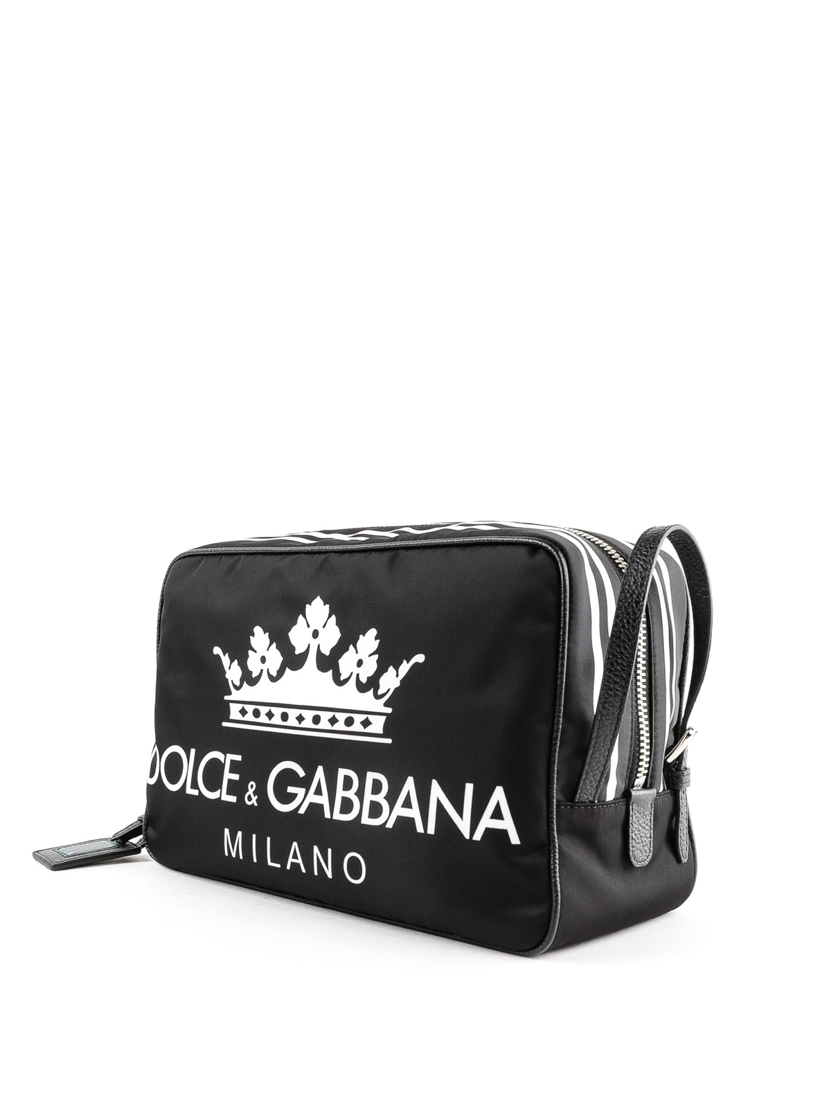 Milano Beauty Dolce amp; amp;g Print Gabbana Zipped Cases Nylon D Case ZRaqCRO