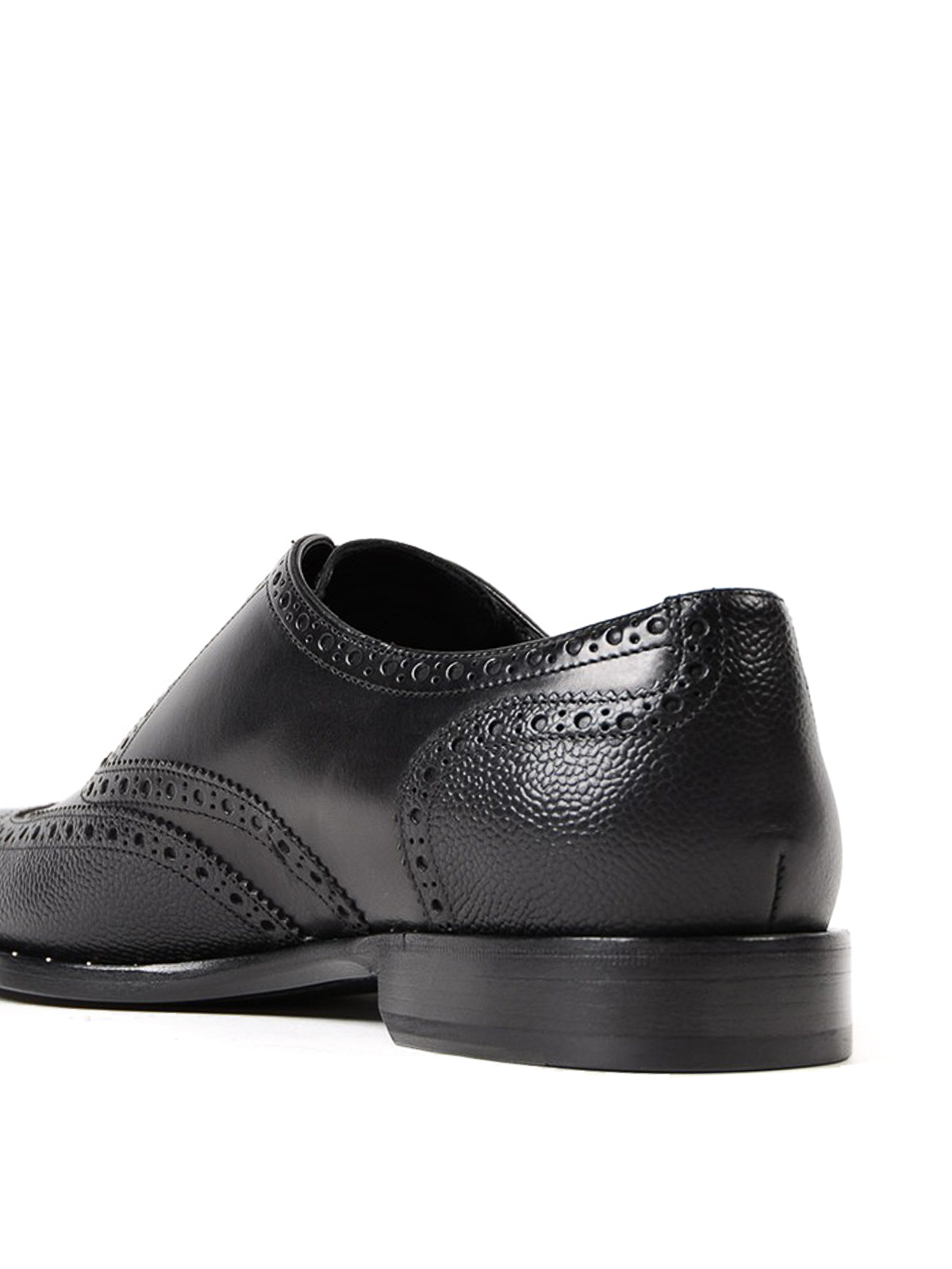 28517e1b9dd iKRIX DOLCE & GABBANA: classic shoes - Naples brogue Oxford shoes
