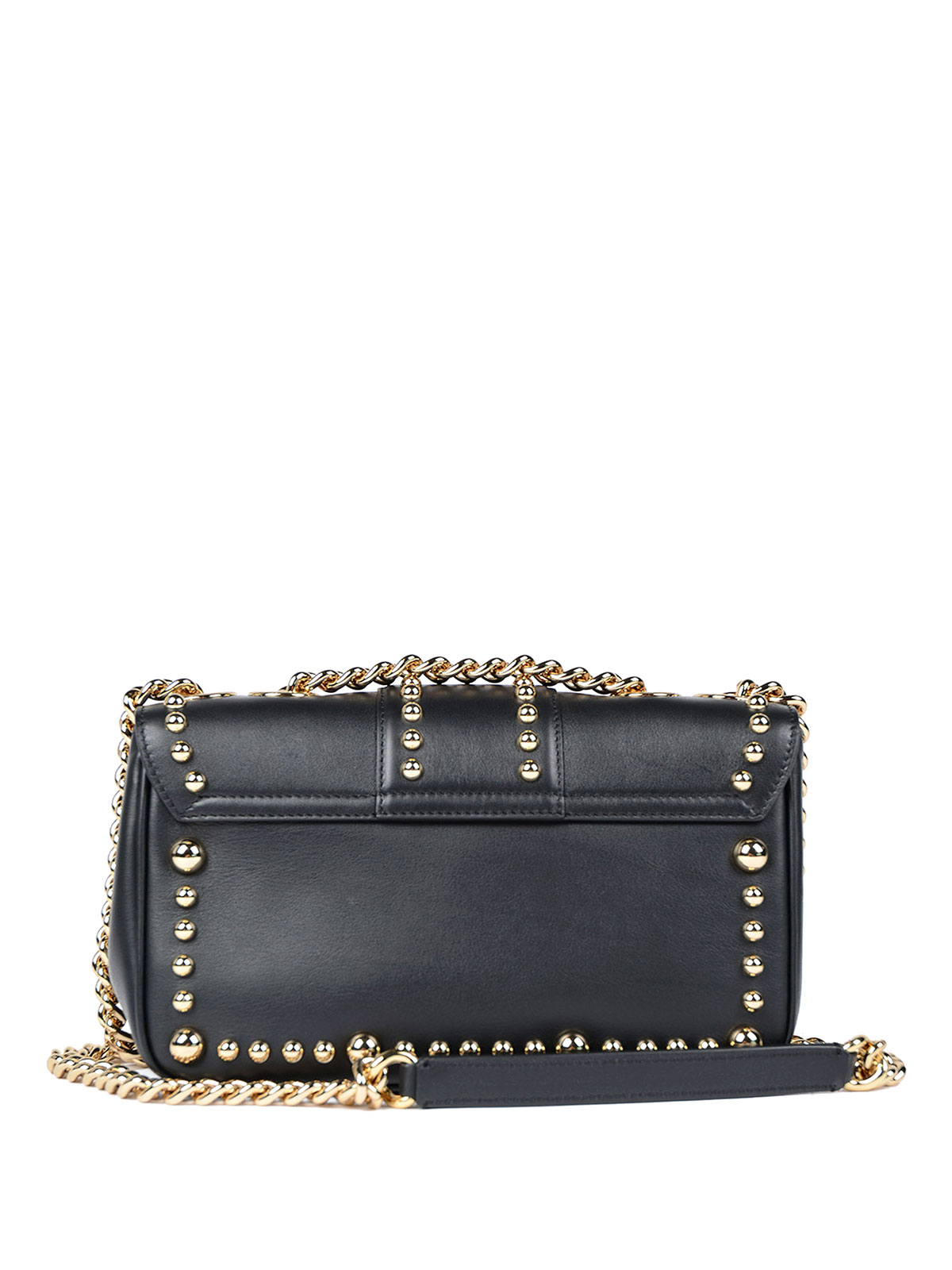 iKRIX DOLCE   GABBANA  cross body bags - Studded leather Lucia bag 0d3376ced9777