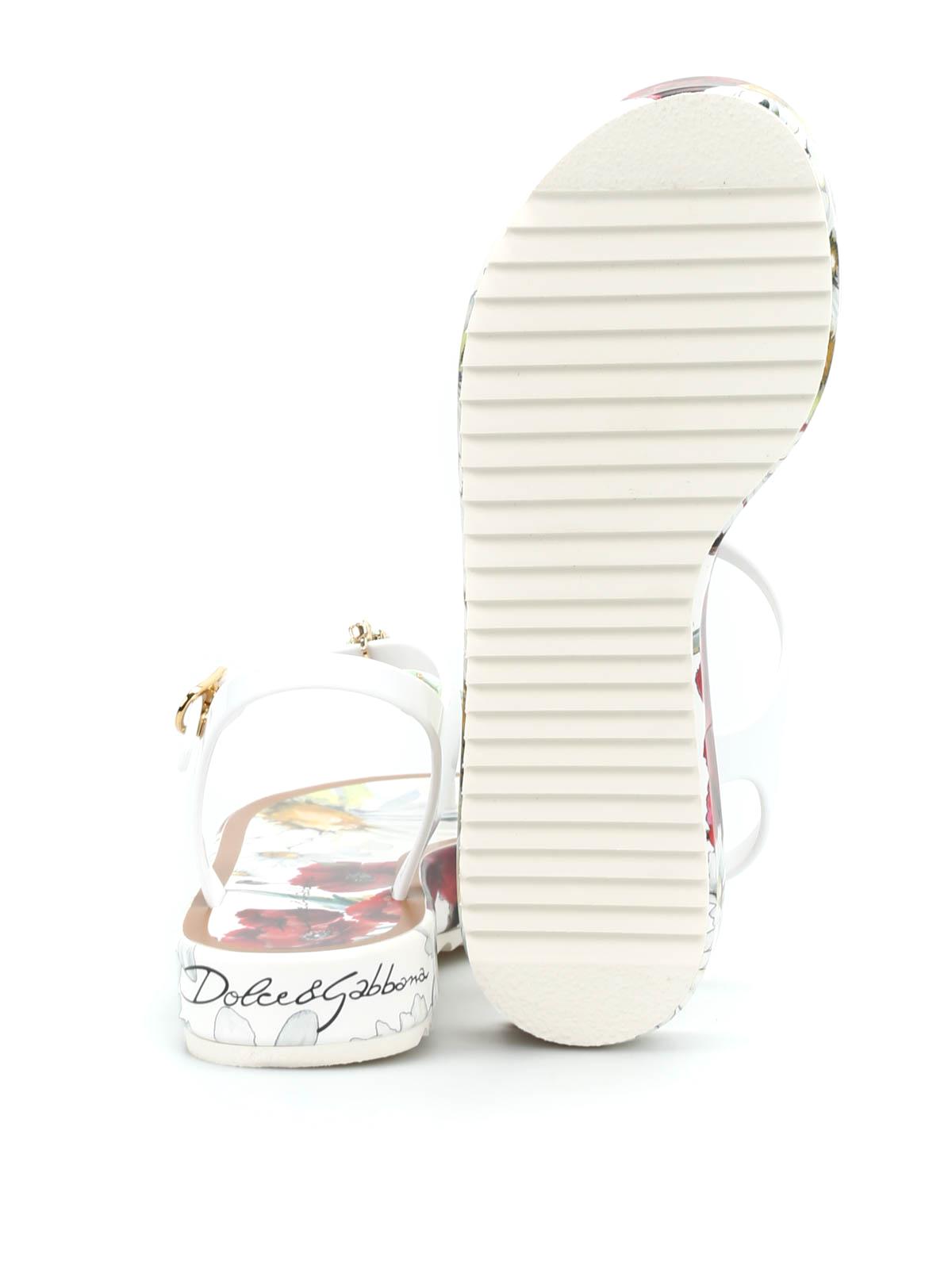 044ff59b8c9e Dolce   Gabbana - Beachwear sandals - sandals - CW0035 A4374 80001