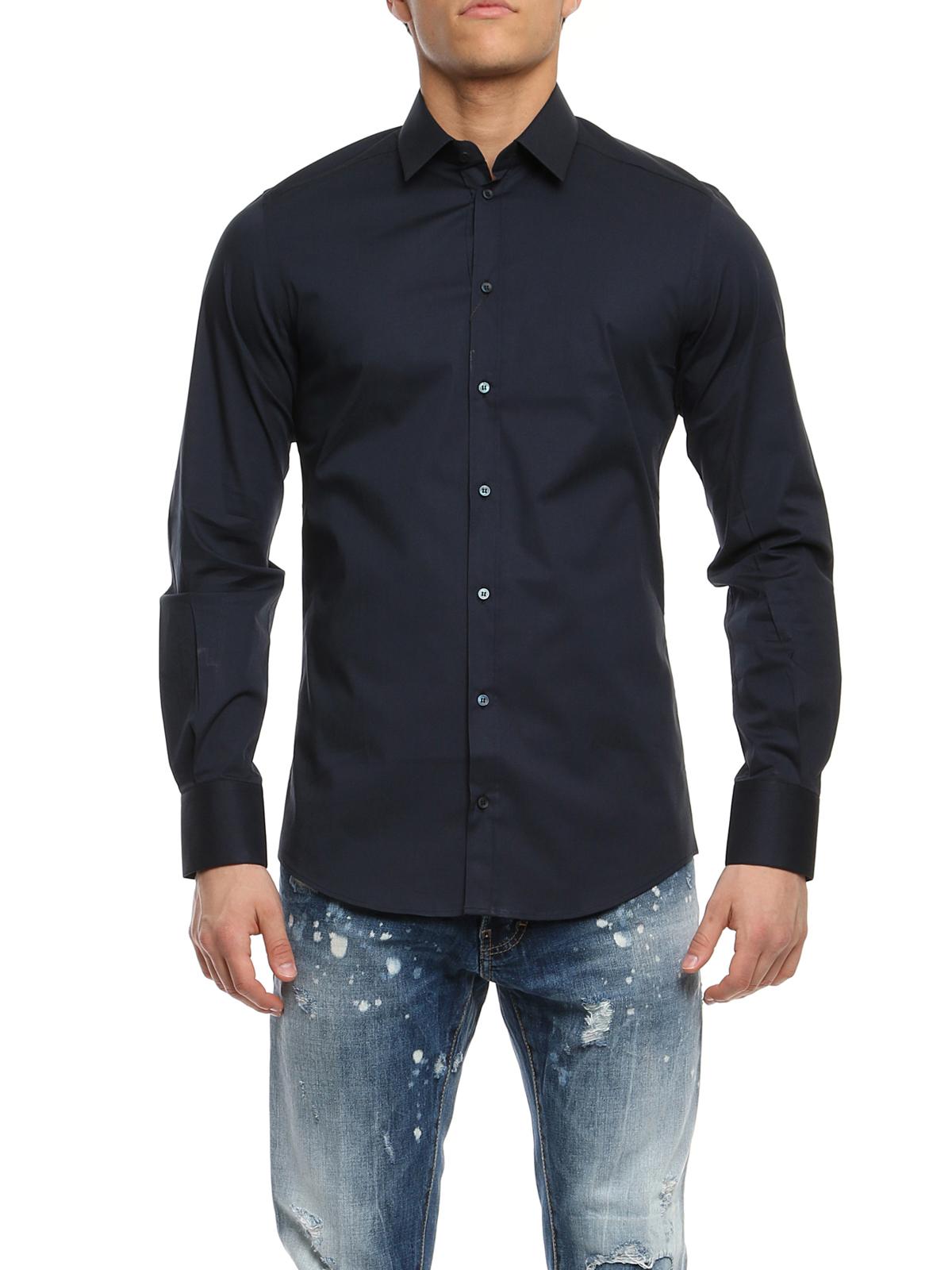 Sicily Fit Shirt By Dolce Gabbana Shirts Ikrix