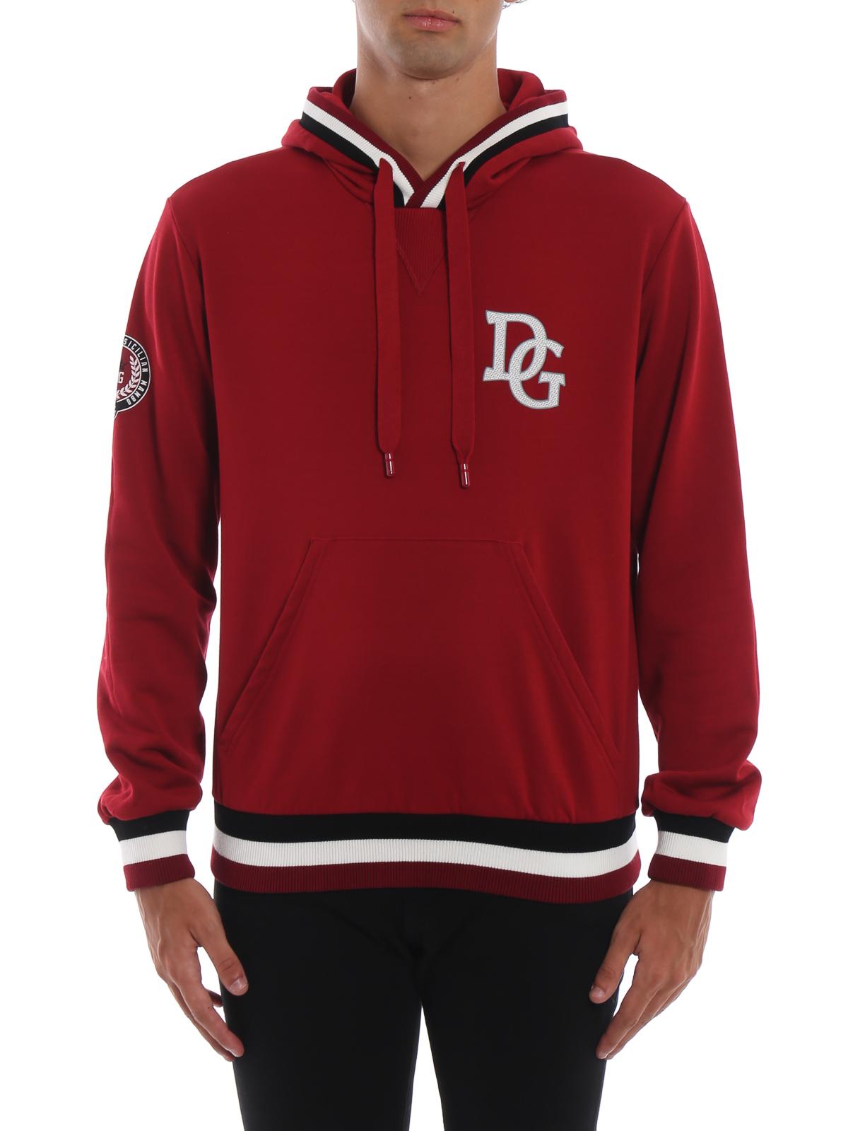 Dg amp; Shirts Dolce Pulls King Ikrix Gabbana Sweat Sweatshirts nZx45Aq0w