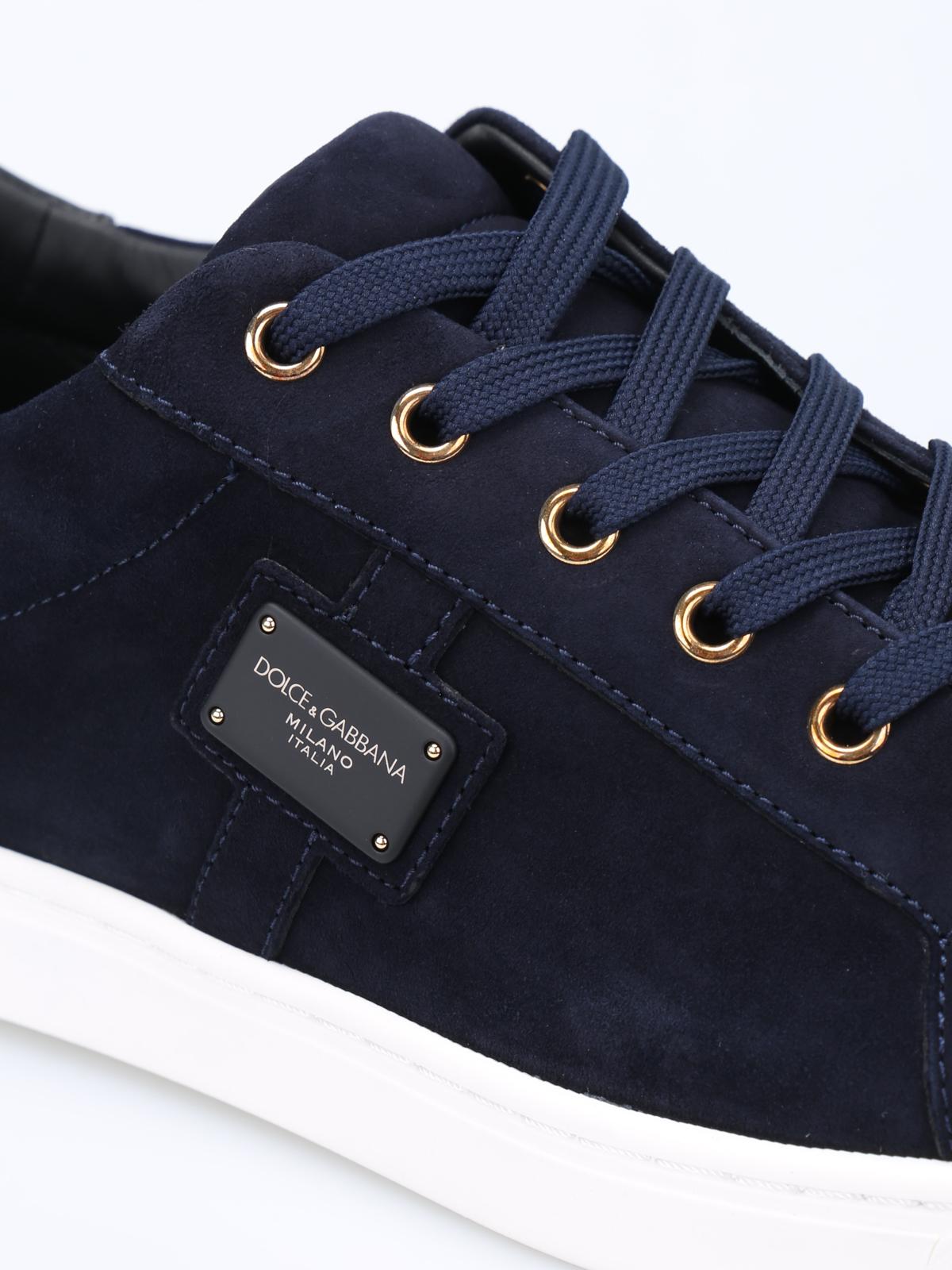 iKRIX DOLCE   GABBANA  Chaussures de sport - Baskets - Bleu 05a76a08478e