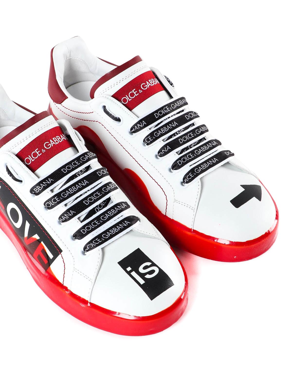 Dolce \u0026 Gabbana - Portofino red and