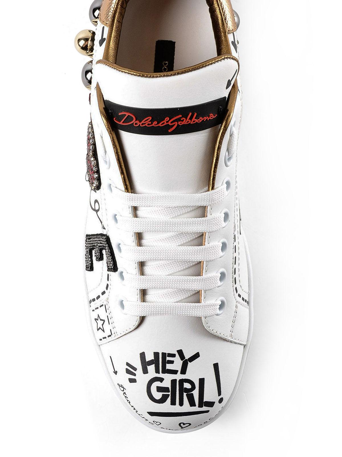 Dolce \u0026 Gabbana - Portofino studded and