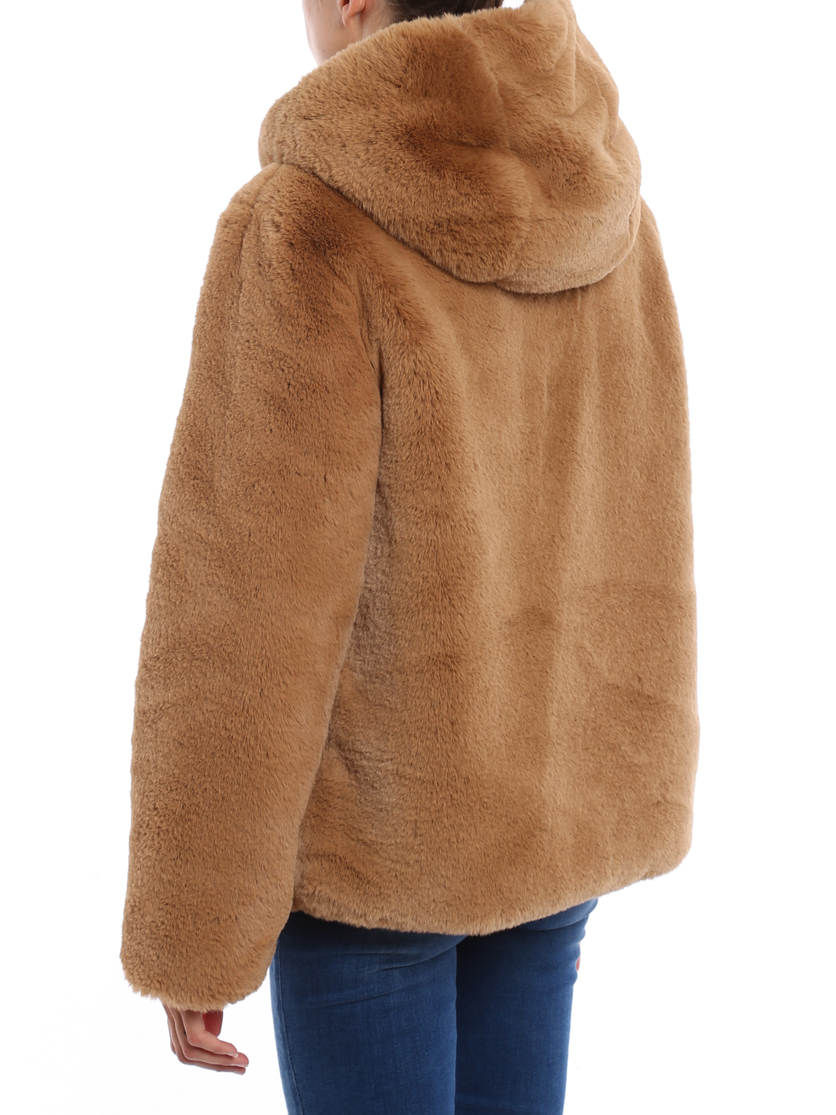 Discount Official Site COATS & JACKETS - Faux furs Dondup 100% Original For Sale Amazing Price For Sale 26jxv4htG