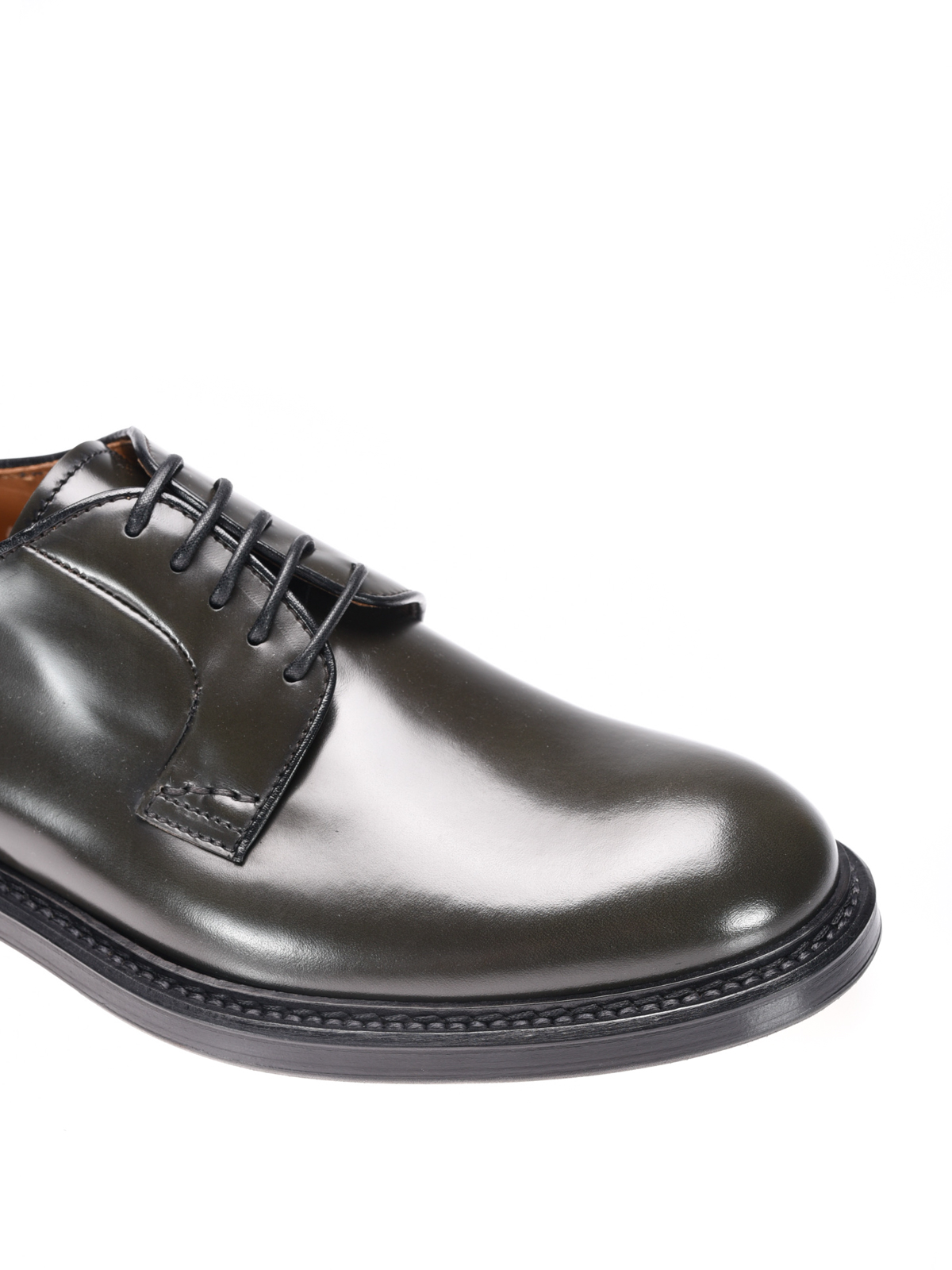 eee7d4345f4 Doucal s - Leather classic Derby shoes - classic shoes ...