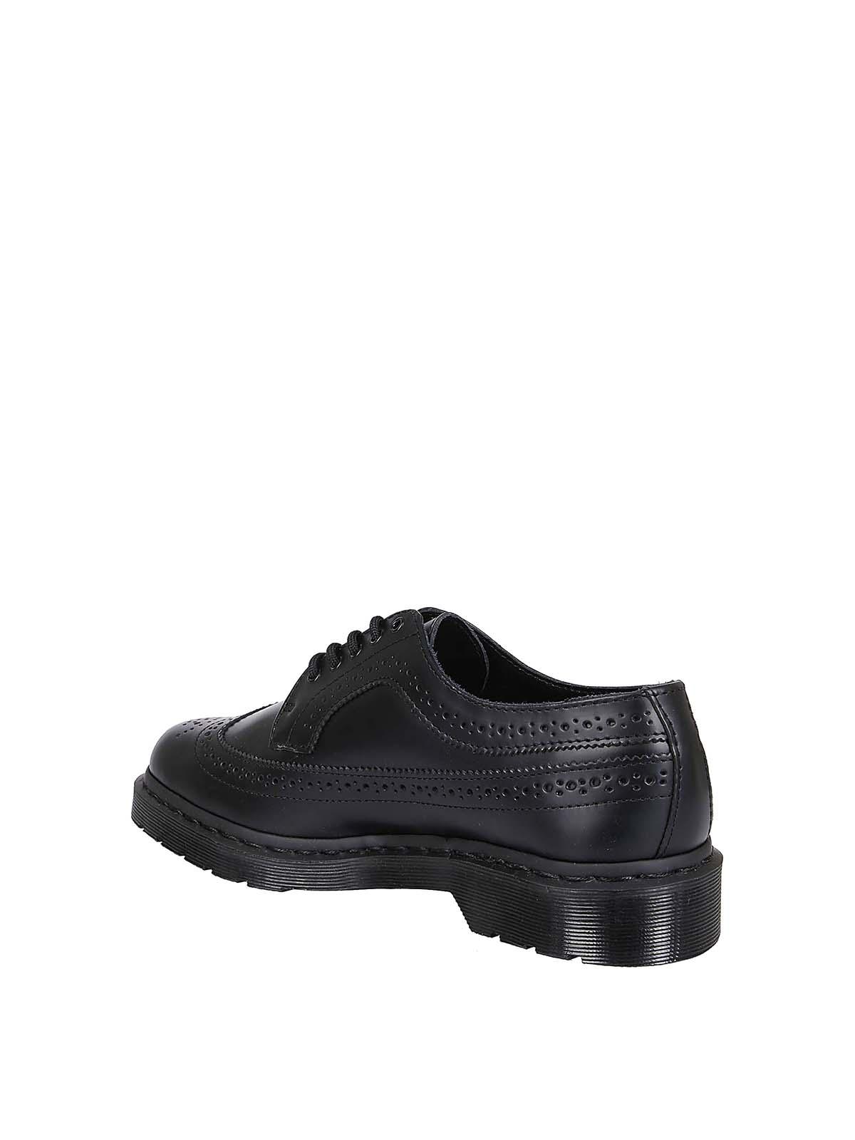 große Auswahl Dr. Martens Brogues und Schnürschuhe Schuhe